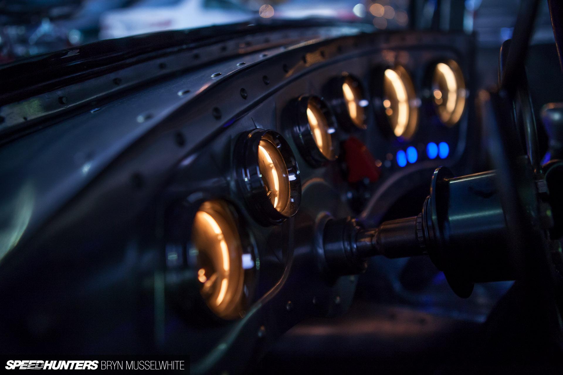 Ford Model A Rat Rod Rods Hot Custom Retro Interior Lights Truck Bokeh G Wallpaper 1920x1280