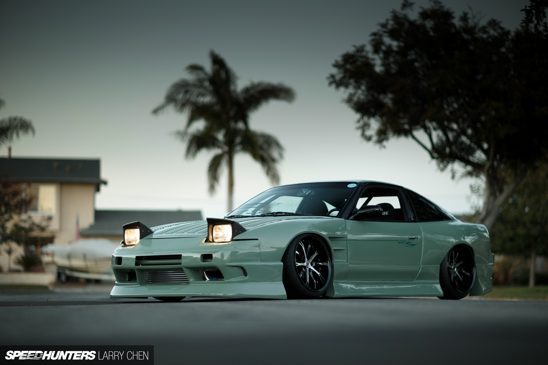 Nissan 240sx S13 Tuning Lowrider G Wallpaper 1920x1280