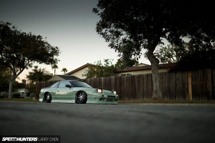 Nissan 240SX S13 tuning lowrider t wallpaper