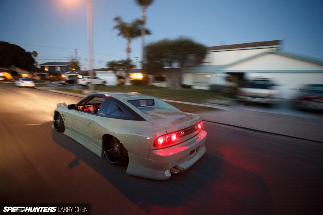 Nissan 240SX S13 tuning lowrider  tw wallpaper