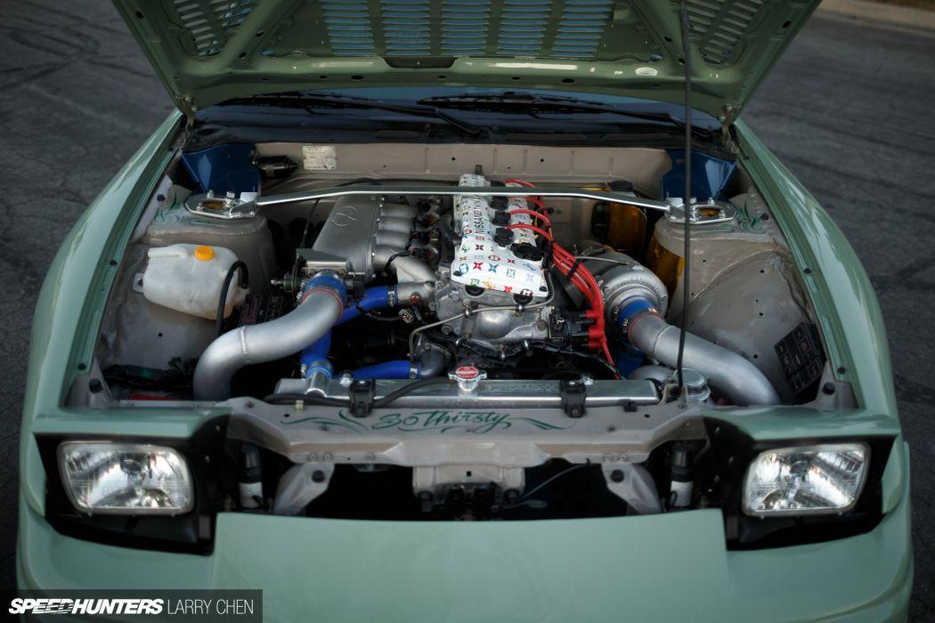 Nissan 240sx S13 Tuning Lowrider Engine G Wallpaper 1920x1280 188059 Wallpaperup