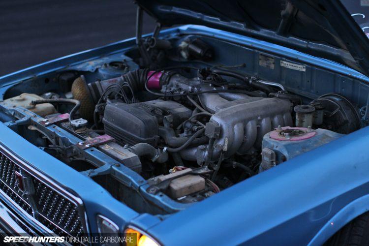 Toyota Cressida tuning drift race racing engine gs wallpaper