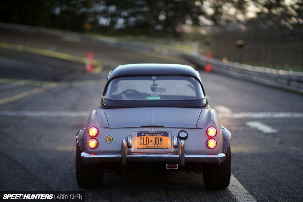 1968 Datsun 2000 Roadster tuning race racing drift classic   g wallpaper