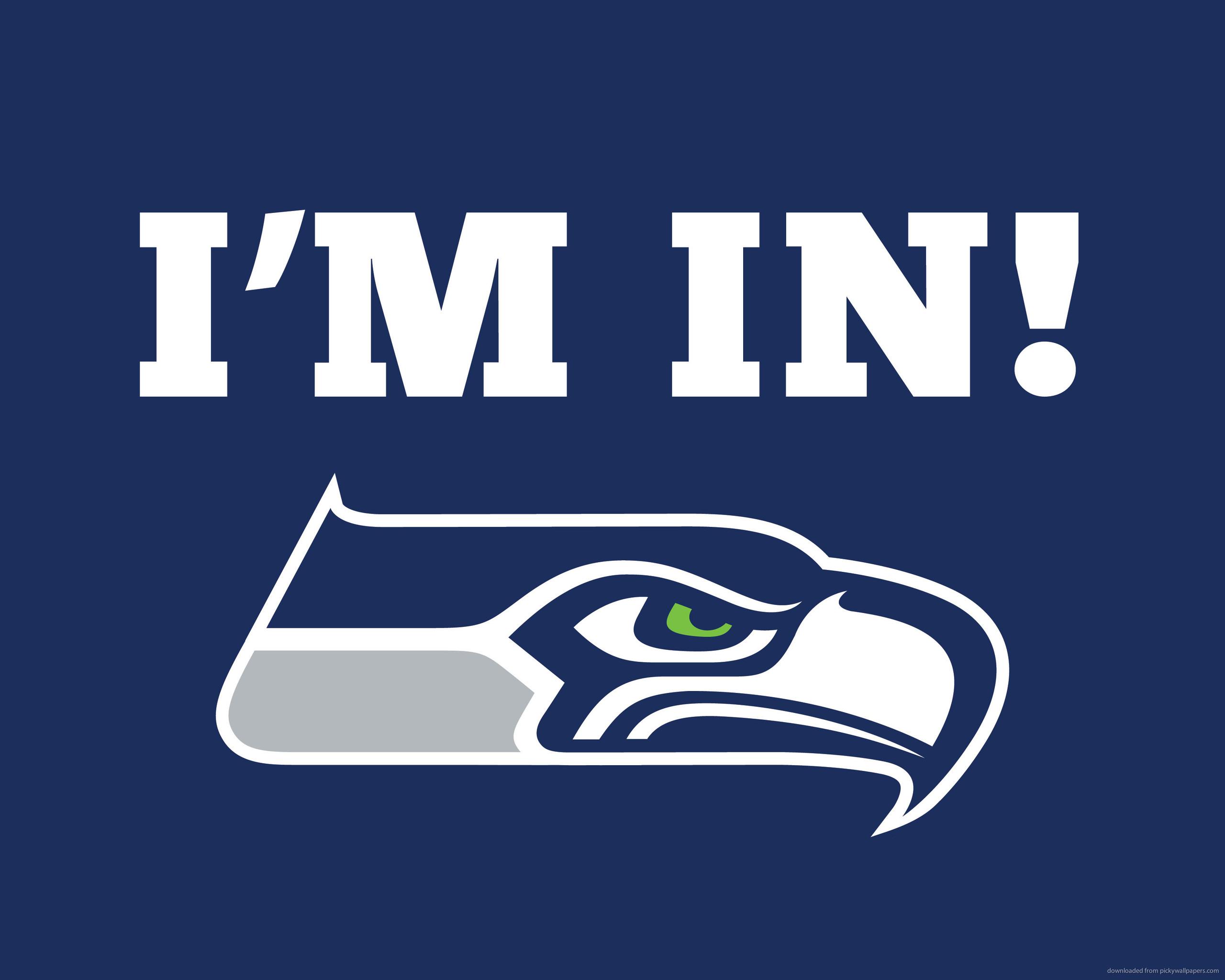 Seattle seahawks nfl football logo f wallpaper 2560x2048 188254