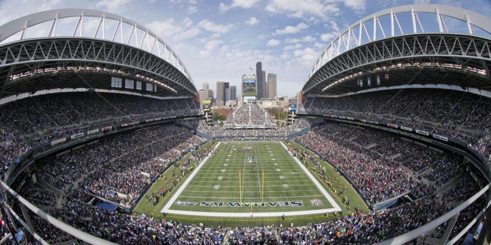 SEATTLE SEAHAWKS nfl football stadium o wallpaper