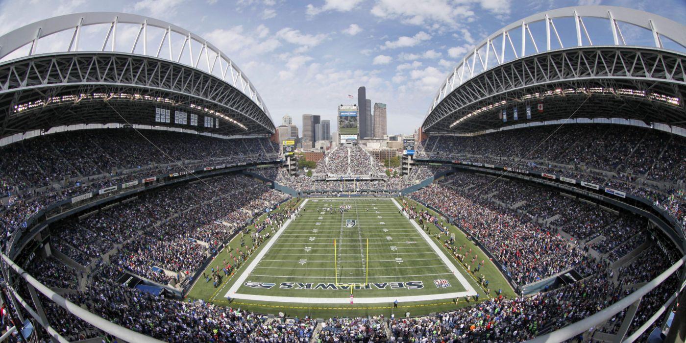 Seattle Seahawks Stadium