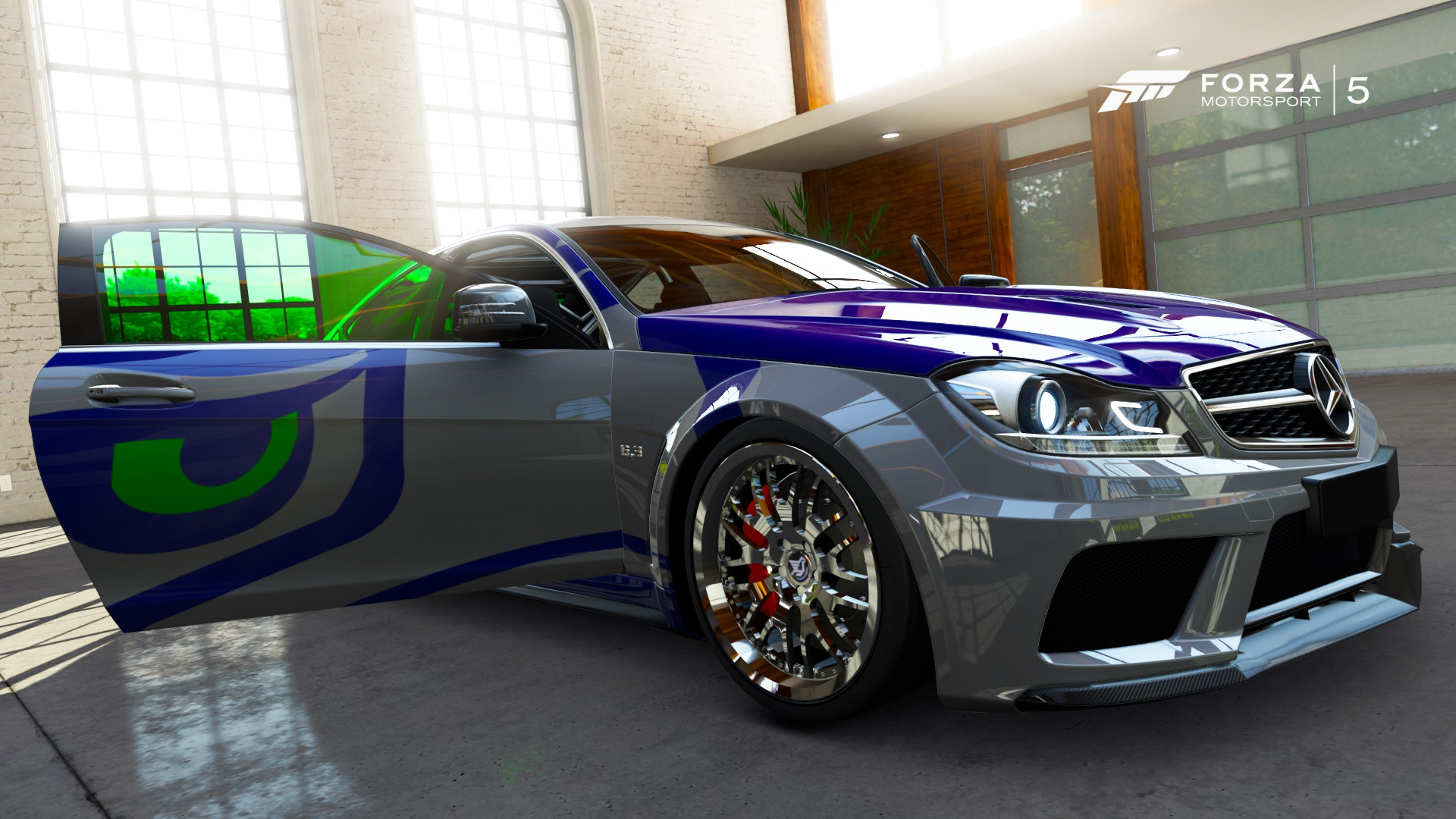 Seattle seahawks nfl football tuning mercedes benz games for Mercedes benz football