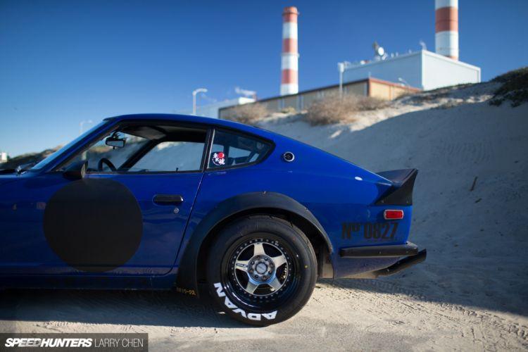 Datsun 260Z tuning drift race racing wheel h wallpaper