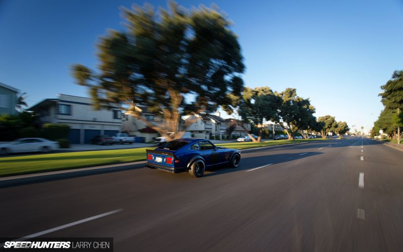 Datsun 260Z tuning drift race racing hs wallpaper