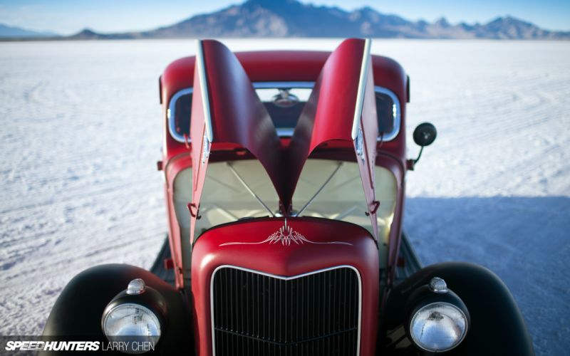 1936 Ford Pickup hot rod rods lowrider retro custom f wallpaper