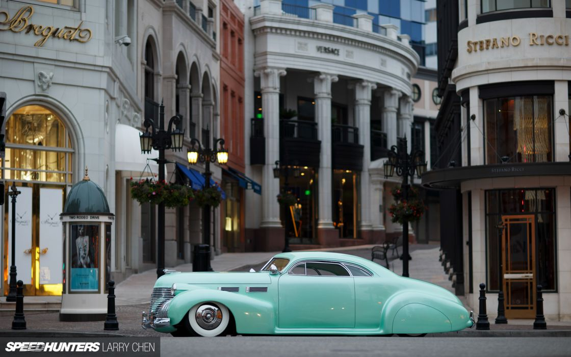 1940 Series-62 Cadillac lowrider custom retro   gd wallpaper