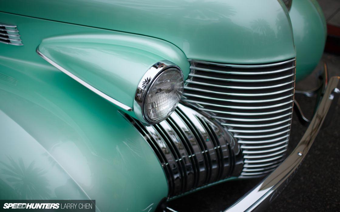 1940 Series-62 Cadillac lowrider custom retro     g wallpaper