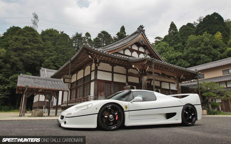 Ferrari F50 supercar tuning g wallpaper