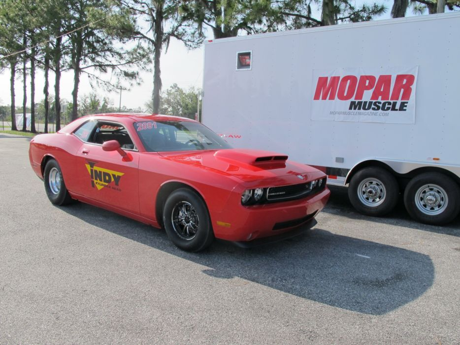 Dodge Challenger muscle classic hot rod rods drag racing race    g wallpaper