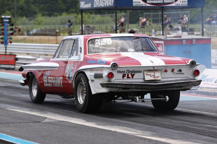 Dodge Dart muscle classic hot rod rods drag racing race f wallpaper