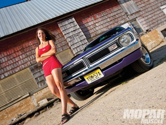 Dodge Demon muscle classic f wallpaper