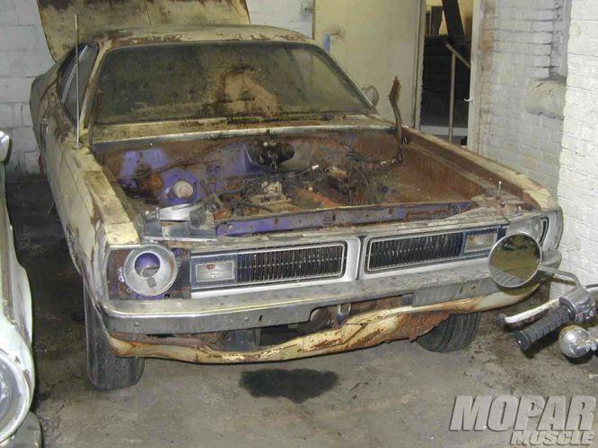 Dodge Demon muscle classic r wallpaper