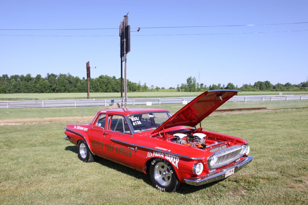 Dodge Dart muscle classic hot rod rods drag racing race engine   g wallpaper