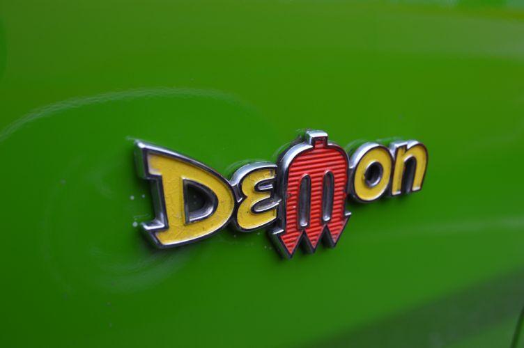 Dodge Demon muscle classic gw wallpaper