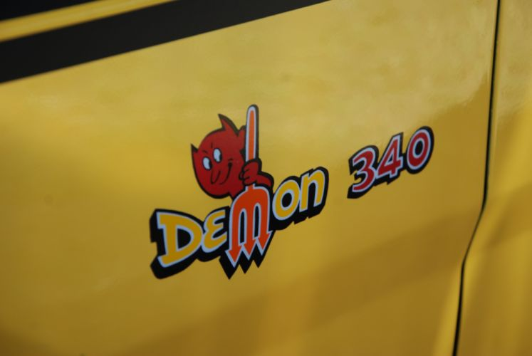 Dodge Demon muscle classic hot rod rods 340 h wallpaper