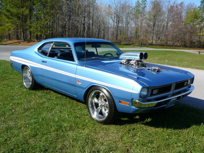 Dodge Demon muscle classic hot rod rods 340 engine j wallpaper