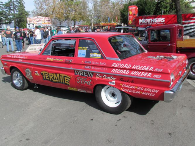 Ford Falcon muscle classic hot rod rods drag race racing g wallpaper