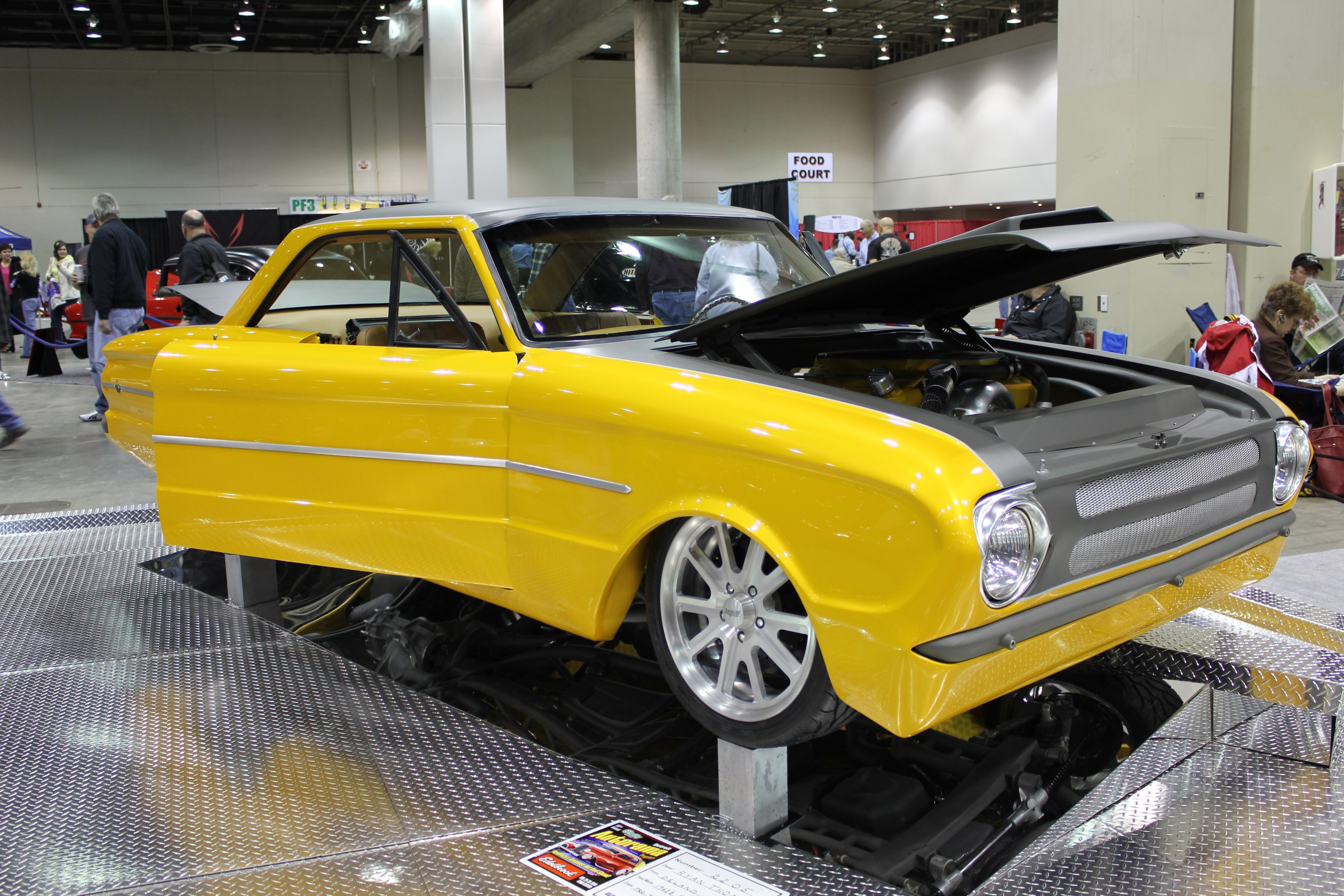 Ford Falcon muscle classic hot rod rods lowrider custom f wallpaper | 3054x2036 | 188445 | WallpaperUP