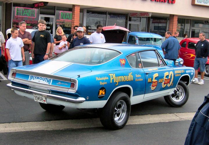 Plymouth Barracuda cuda muscle classic hot rod rods drag racing race gl wallpaper