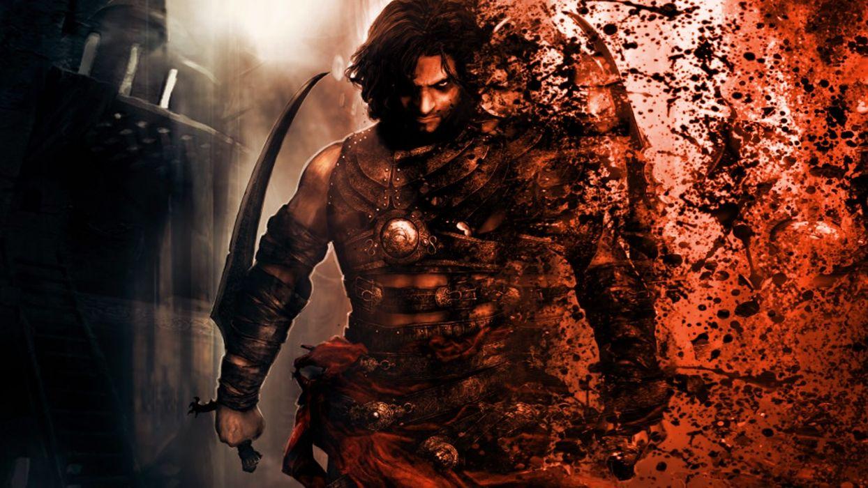 nature men Prince of Persia game wallpaper