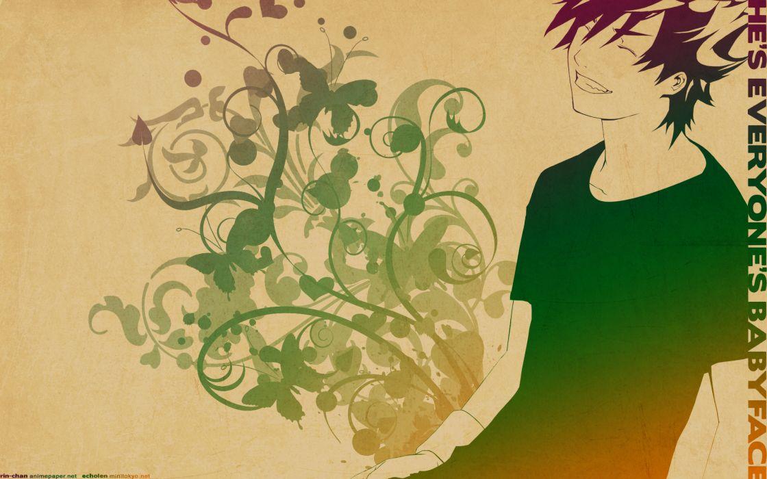 Air Gear anime boys Minami Itsuki Oh! Great wallpaper