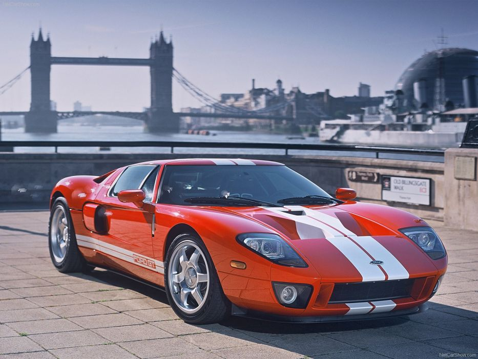 cars ride Ford GT wallpaper