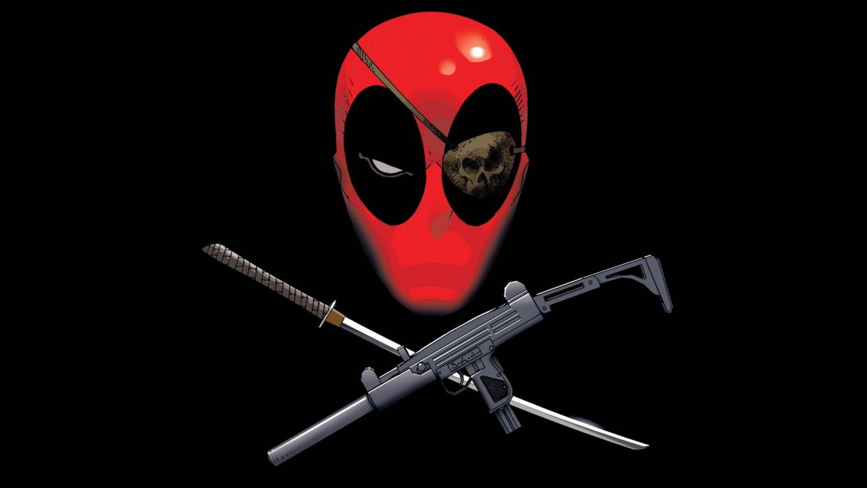 comics Deadpool Wade Wilson wallpaper