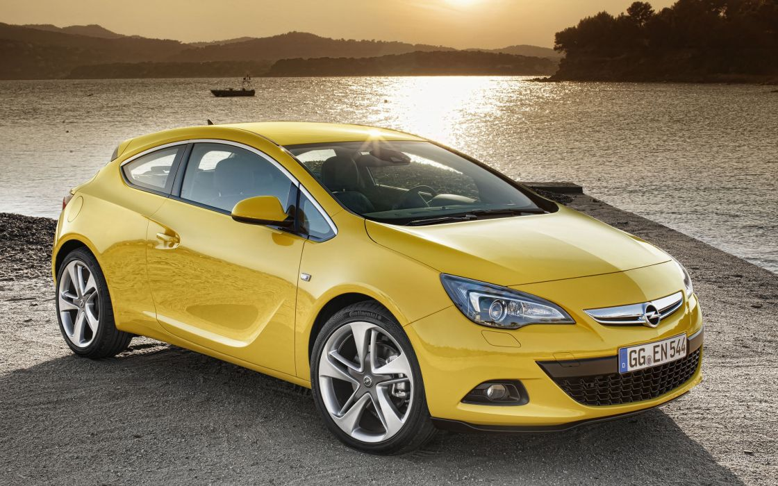 cars Opel Astra Opel Astra GTC wallpaper