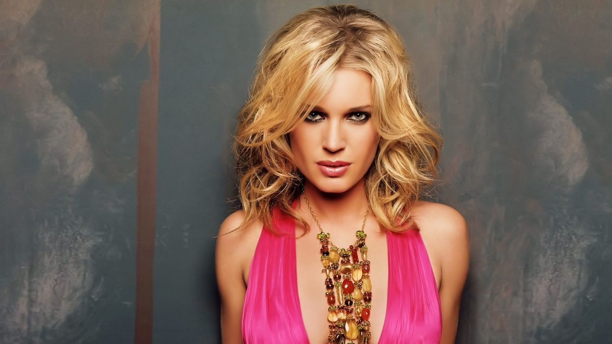 women models Rebecca Romijn wallpaper