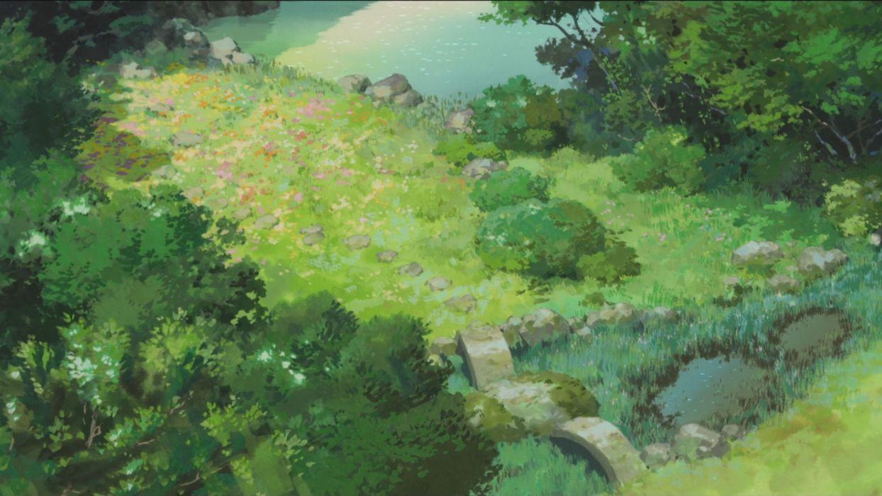 Karigurashi no Arrietty The Secret World of Arrietty wallpaper
