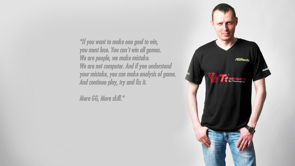 jeans quotes watches StarCraft II Aleksey White-Ra Krupnyk wallpaper