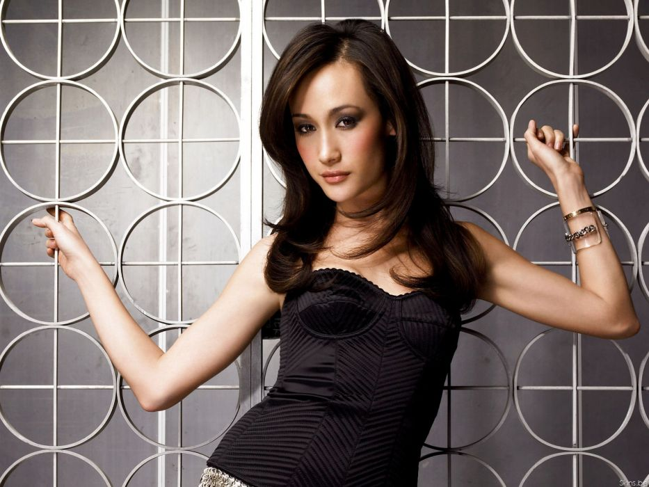 Maggie Q TagNotAllowedTooSubjective wallpaper