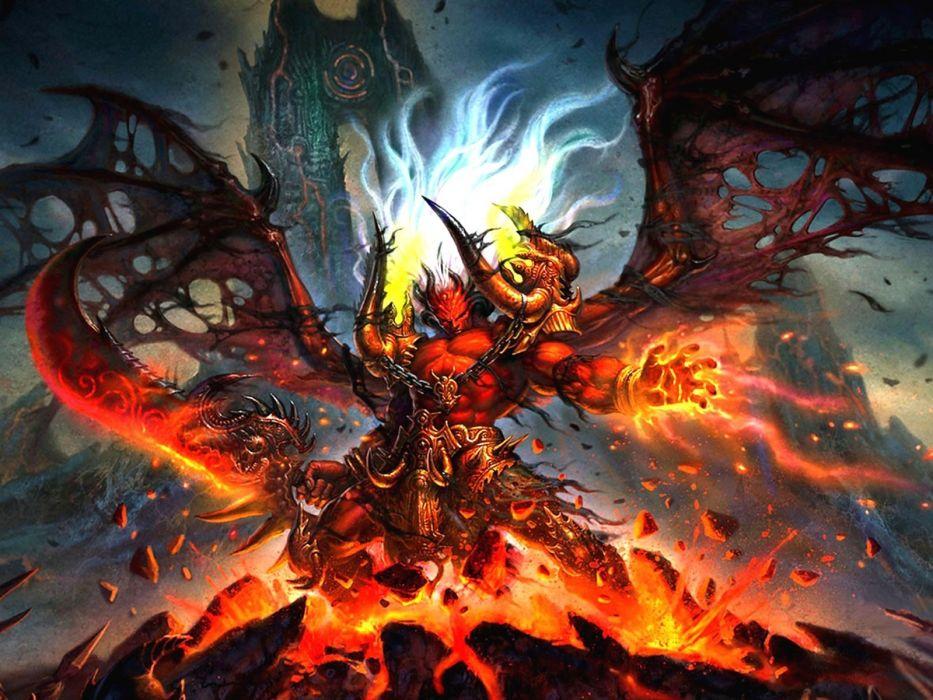 video games fire God of War artwork wallpaper