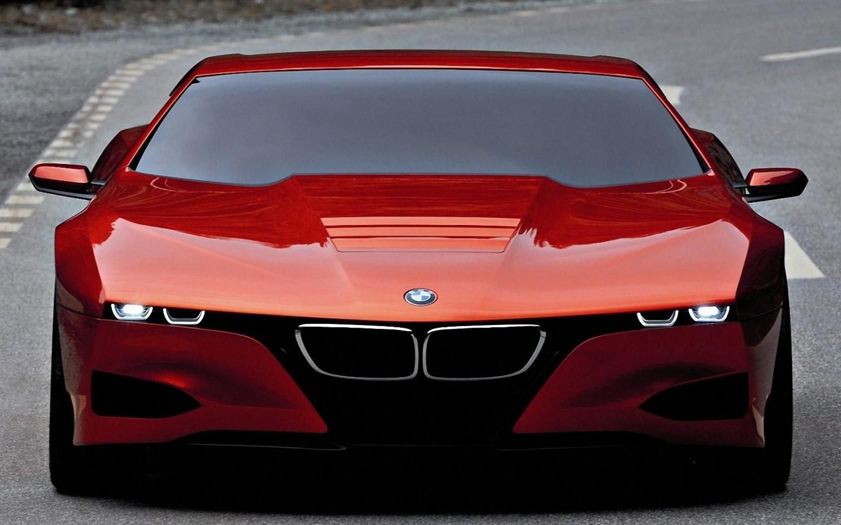 Bmw Futuristic Concept Art Cars Sports Orange M1 Future Wallpaper 1680x1050 188835 Wallpaperup