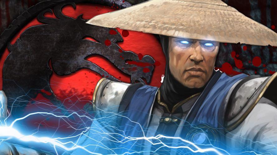 Mortal Kombat Raiden wallpaper