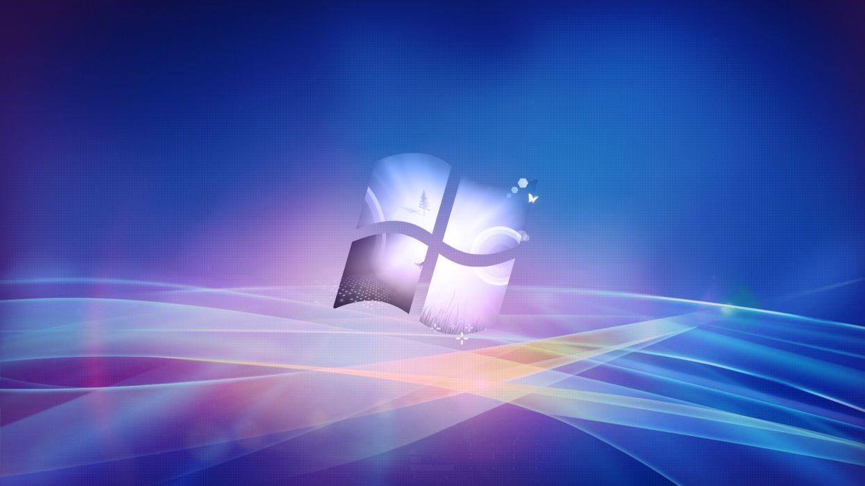 Windows 8 scene wallpaper