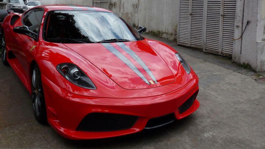 cars Ferrari wallpaper