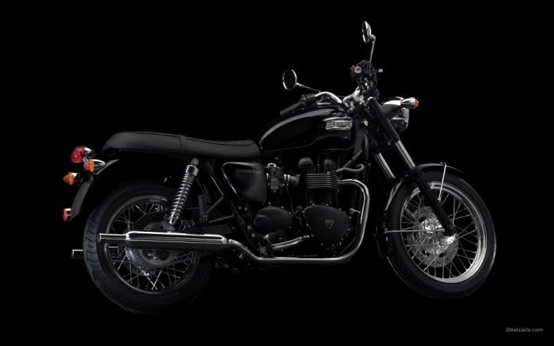 motorcycles Triumph Bonneville Triumph Motorcycles wallpaper