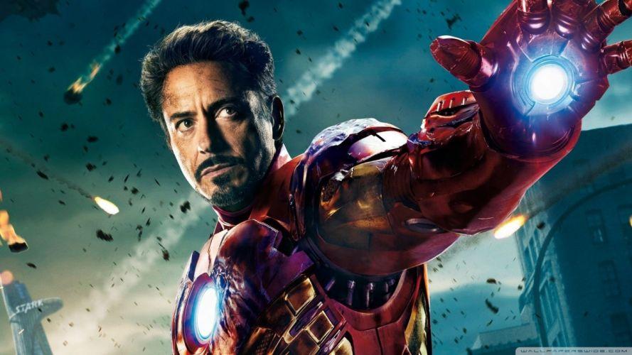 Iron Man Robert Downey Jr The Avengers (movie) wallpaper