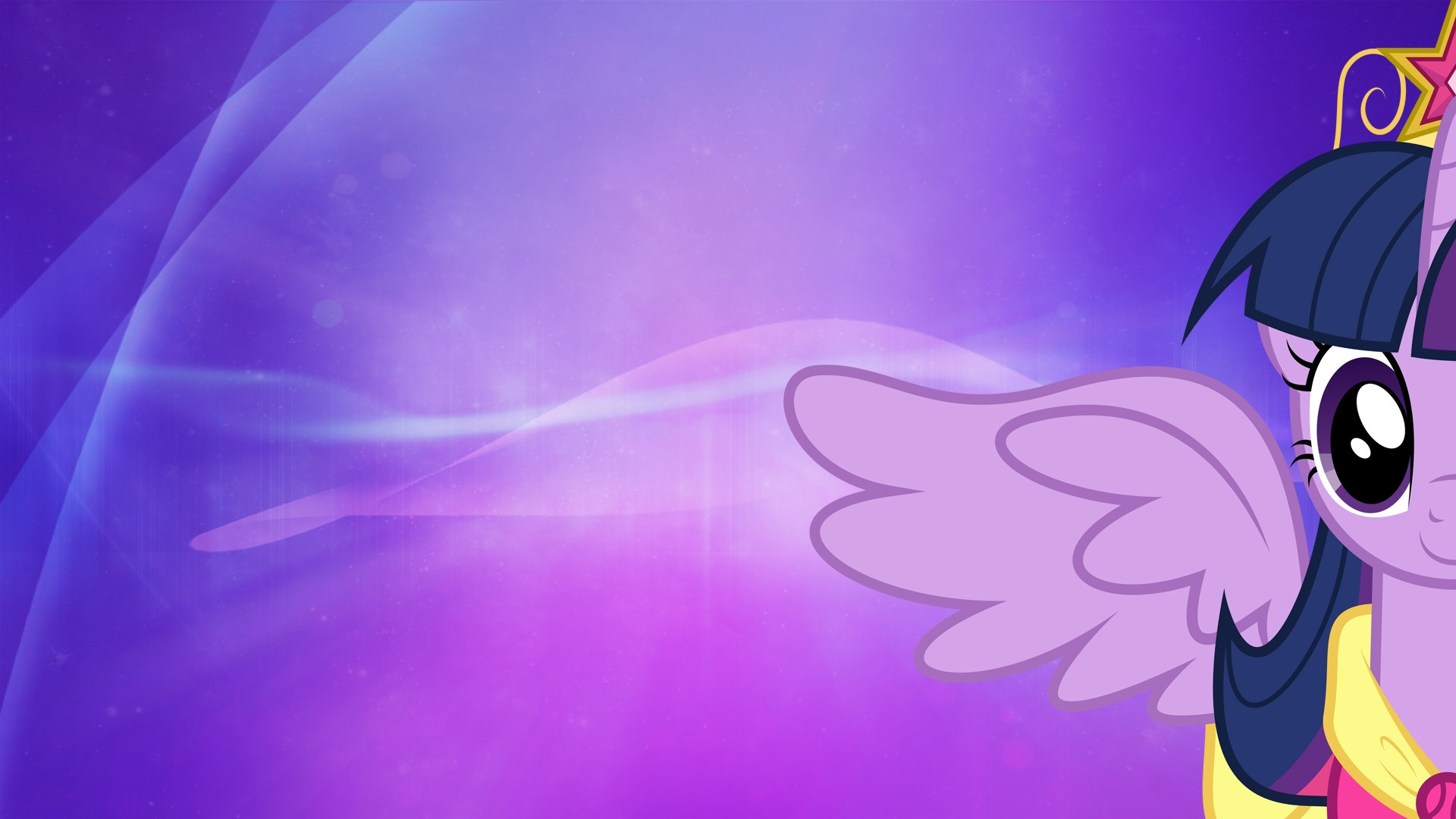 Magic My Little Pony Ponies Twilight Sparkle Cutie Mark My Little