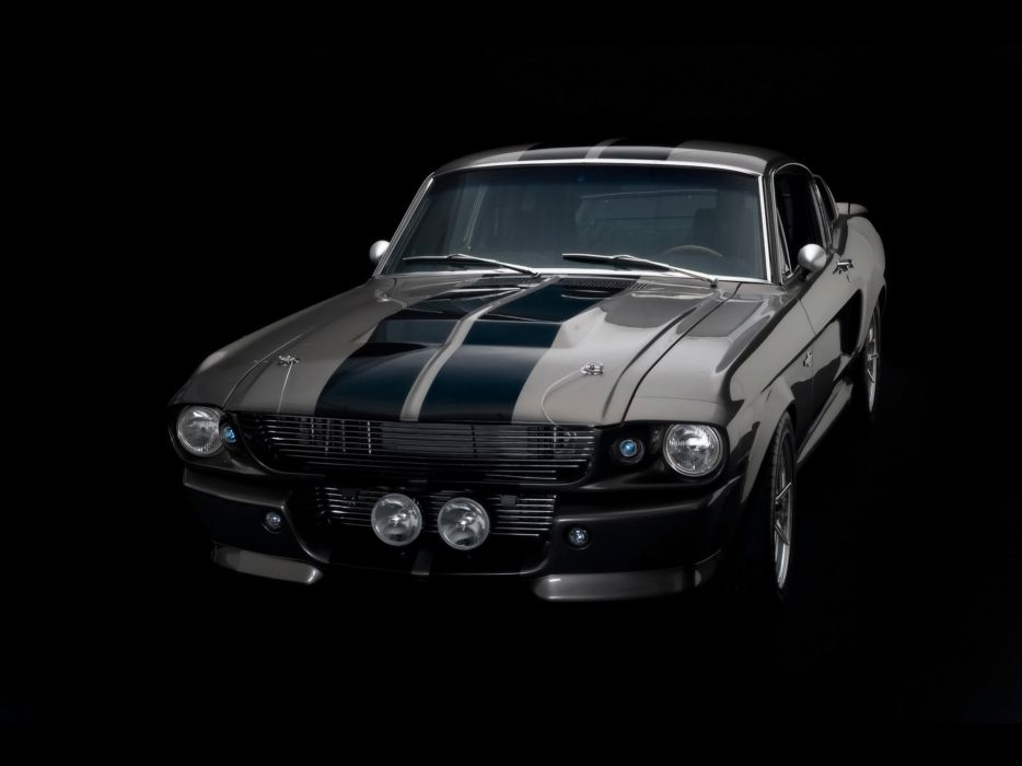 cars muscle cars Eleanor Ford Mustang Shelby GT500 wallpaper