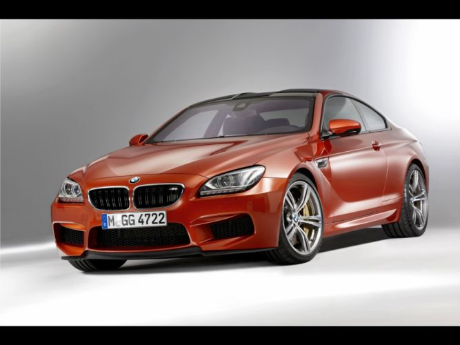 BMW red cars vehicles coupe BMW M6 wallpaper