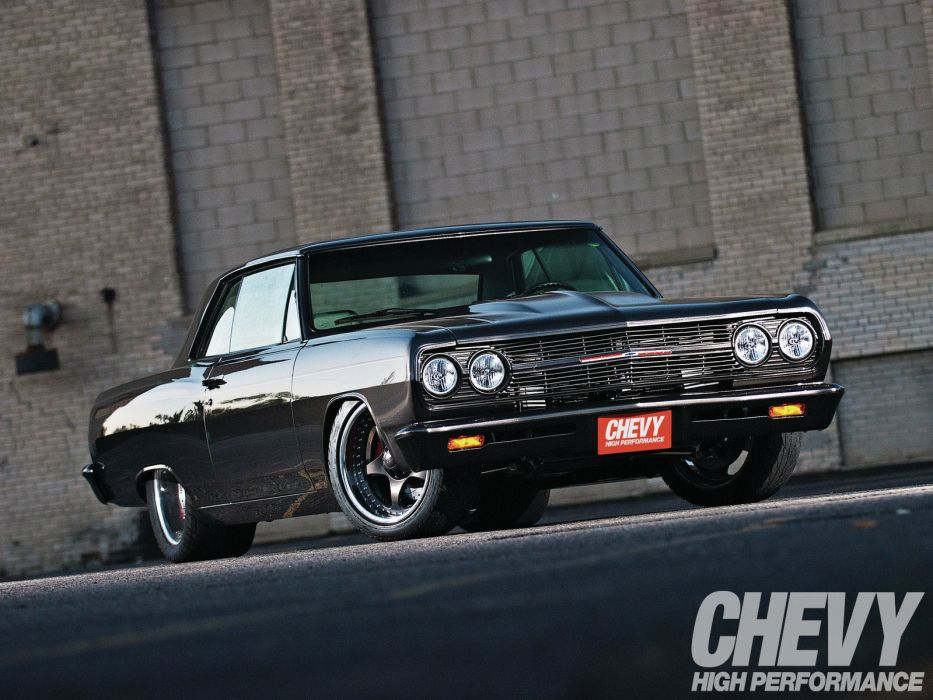 CHEVROLET MALIBU hot rod rods    f wallpaper