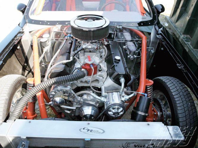 CHEVROLET VEGA classic hot rod rods drag race racing engine g wallpaper