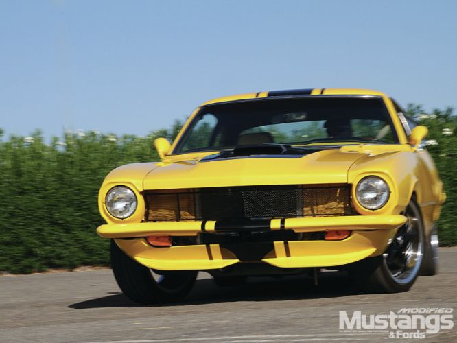 FORD MAVERICK muscle classic hot rod rods h wallpaper